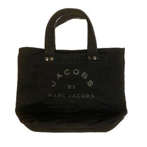 Jacobs by Marc Jacobs Canvas Tote - Charcoal